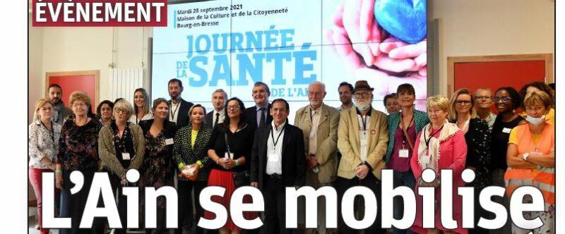 Journée de la Santé – Bourg-en-Bresse – Septembre 2021