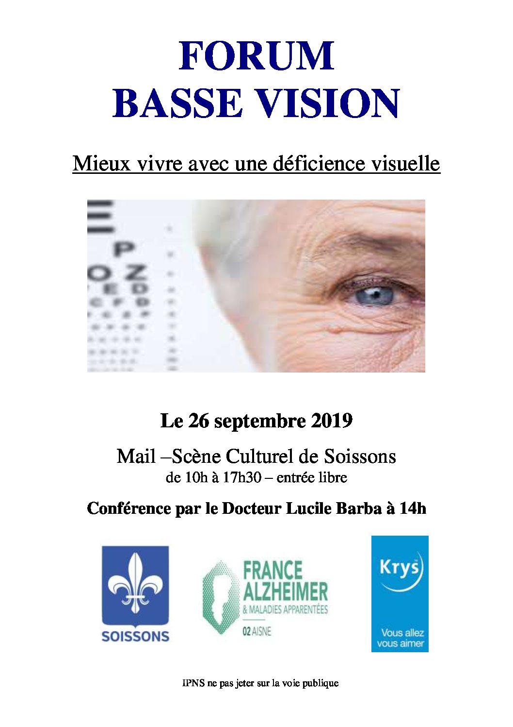 Forum basse vision