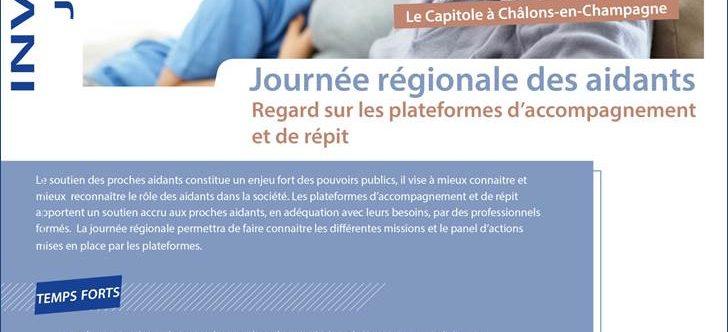 Journée Régionale des aidants