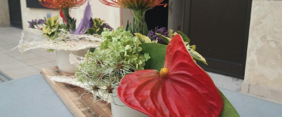 Des fleurs pour Alzheimer