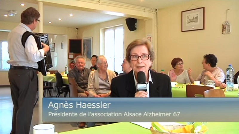Café musical, le Rendez-Vous Santé d'Alsace20 (Avril 2014)