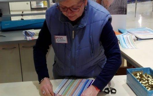 Emballons les cadeaux de Noel pour France Alzheimer !