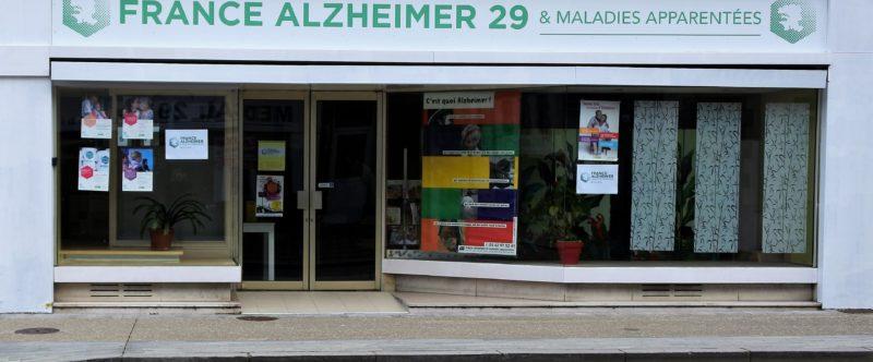 REPRISE PERMANENCE FRANCE ALZHEIMER 29