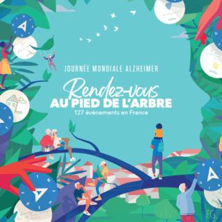INSCRIPTIONS EN LIGNE PÉDALONS, MARCHONS, COURONS! pour France Alzheimer 29