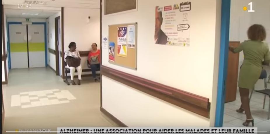 <p>Reportage Guyane la première</p>
