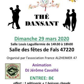 Journée mondiale 2019 France Alzheimer Lot et Garonne