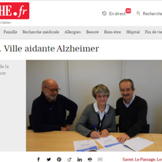 Signature convention ORPÉA Villeneuve sur Lot