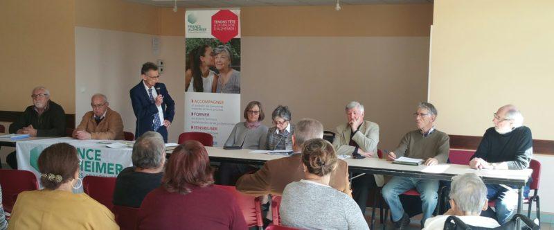 Assemblée Générale France Alzheimer Oise