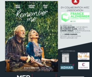 Ciné-Débat « REMEMBER ME »