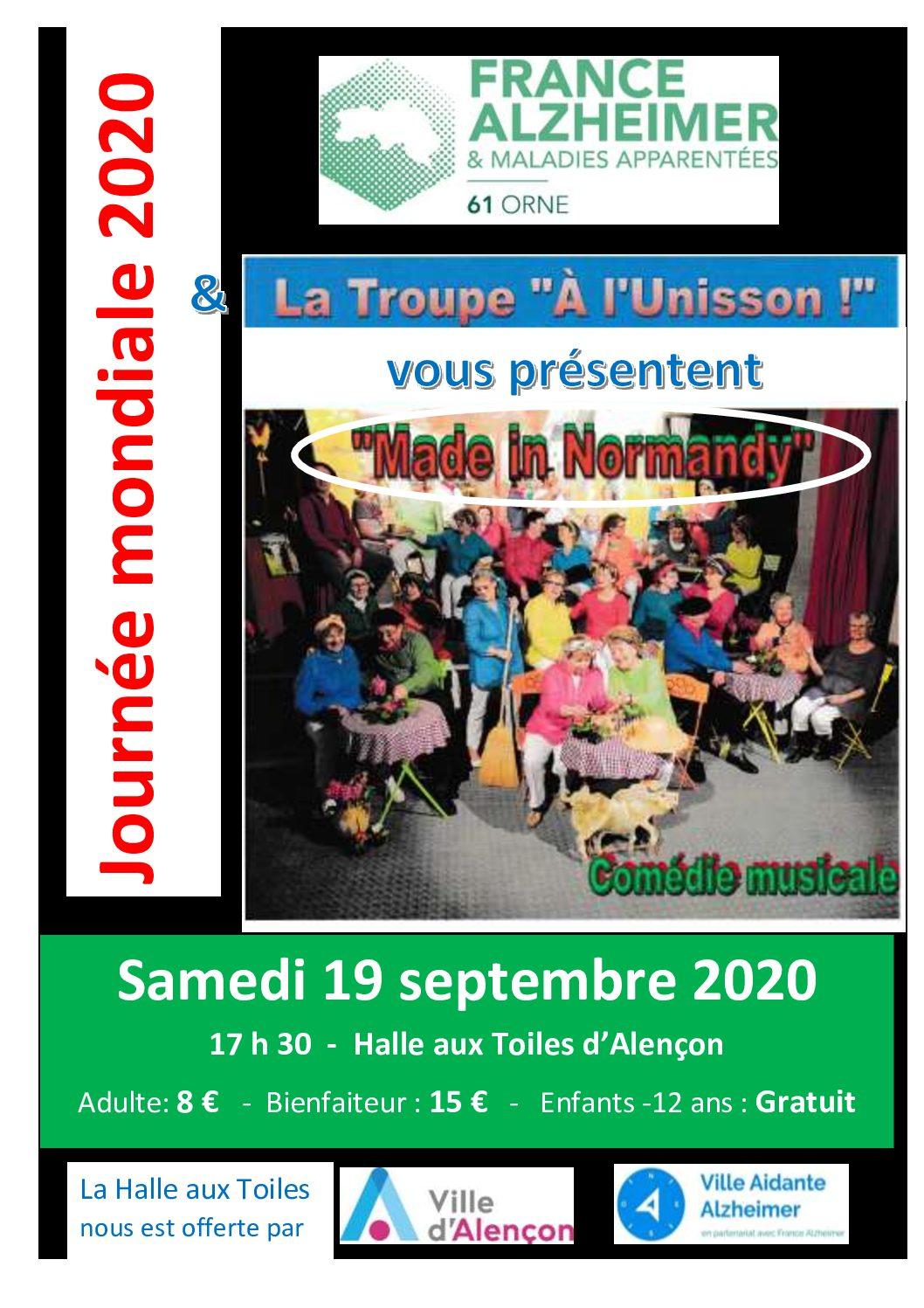 Café mémoire à Alençon