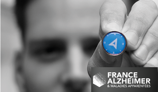 <p>Découvrez le symbole de ralliement et de solidarité envers les malades Alzheimer</p>