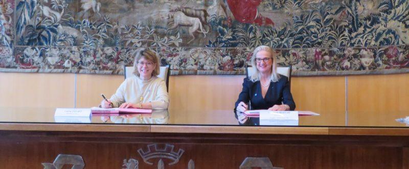 La Ville du Havre signe la charte «Ville aidante Alzheimer»