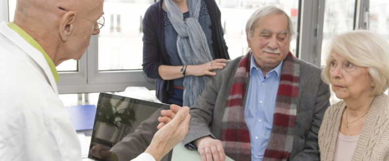 Diagnostic d'Alzheimer : le plus tôt sera le mieux !