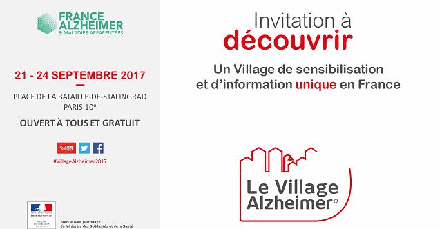 Le Village Alzheimer® jusque dans les salles d'attente !
