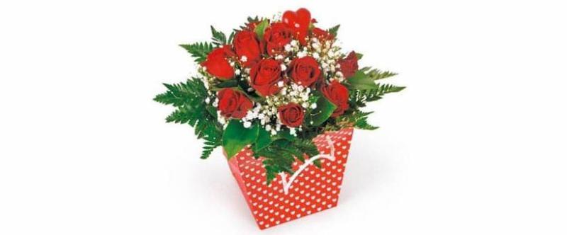 Saint-Valentin, offrez des fleurs et soutenez France Alzheimer !