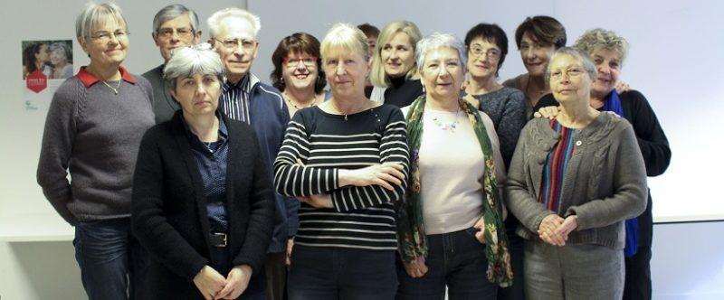 Le bénévolat, pilier de l'action de France Alzheimer