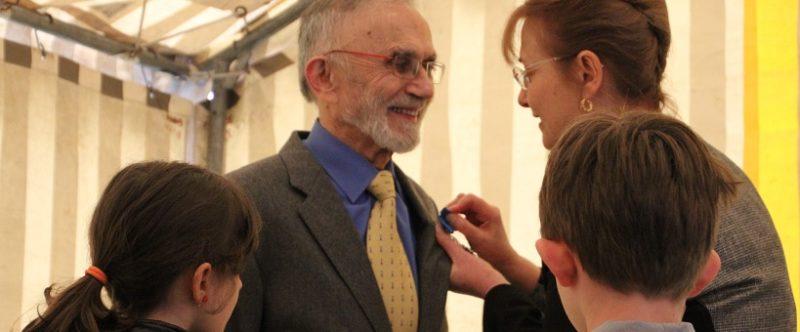 Joseph Larnicol : un engagement récompensé