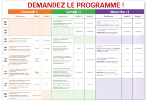 programme village alzheimer conference