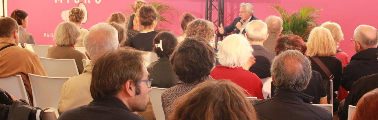 La conférence du Pr Mathieu Ceccaldi sur l'état des lieux de la recherche.