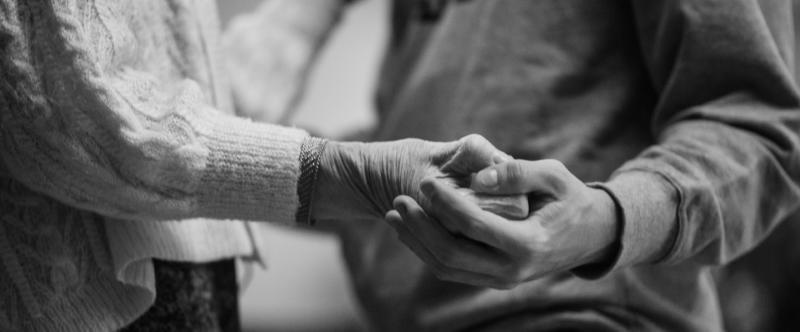 Comment Faire Face Au Deuil Blanc France Alzheimer
