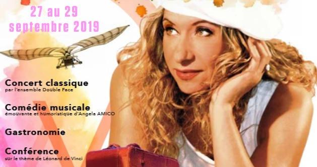 Angela Amico : de nouveaux spectacles en soutien à France Alzheimer