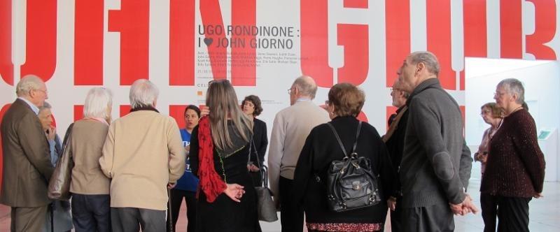 France Alzheimer ouvre les portes des musées et des salles de concert aux personnes malades.