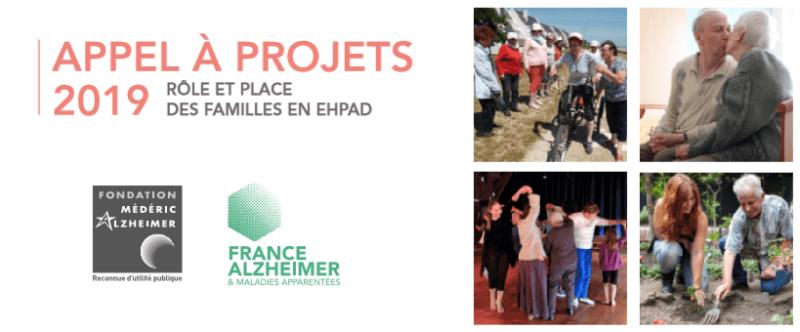 Appel à projets « rôle et place des familles en EHPAD », 4 semaines pour candidater !