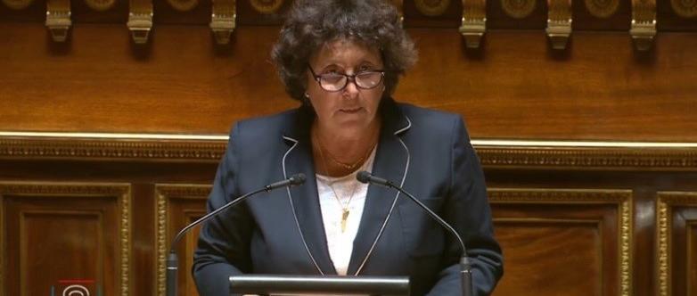 Jocelyne Guidez- sénatrice de l'Essonne
