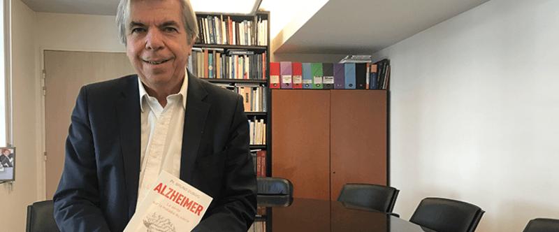 Bruno Dubois publie un livre pour tordre le cou aux idées reçues