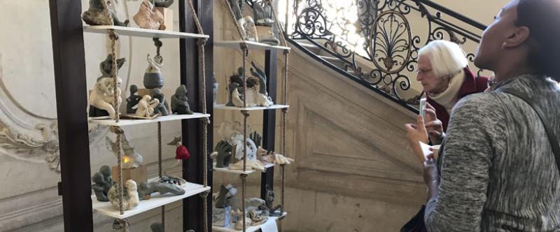 Une Porte des Souvenirs et de la Vie au musée Rodin