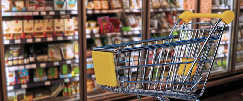 Des supermarchés aidants en Italie
