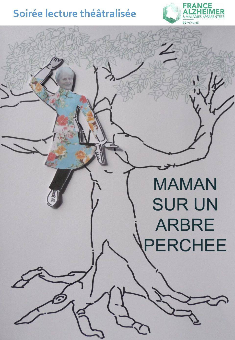 Lecture théâtralisée «Maman sur un arbre perchée»